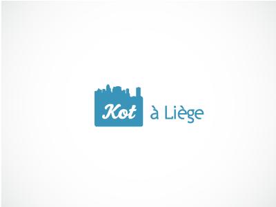 Kot à Liège logo update design