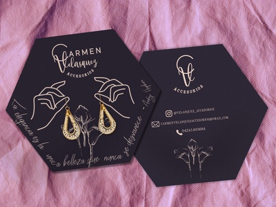 Packaging Earrings