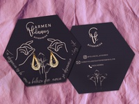 Packaging Earrings