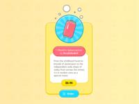 Daily UI #12 -  E-Commerce Shop (Single Item)