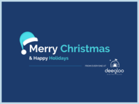 Merry Christmas from Deegloo
