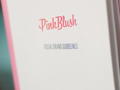 PinkBlush Visual Brand Guidelines