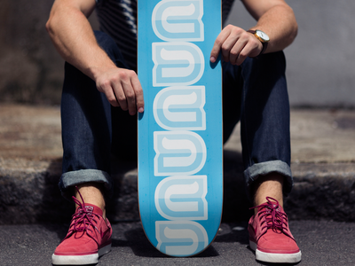 We Heart Brand Behavior writing blog post be the brand skateboard fun identity brands alive brand values keeping it real brand experience brand behavior focus lab