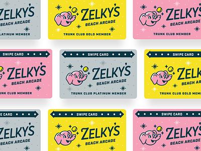 More than a Beach Arcade writer focus lab pink wordsmith brand elephant beach arcade company name naming
