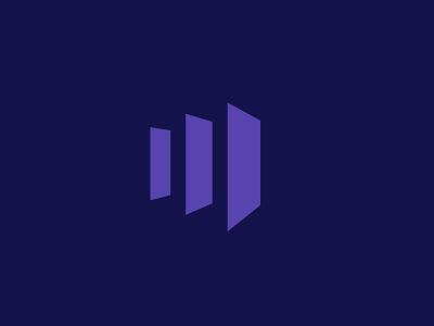 Opportunity is Knocking rebrand refresh perspective doors purple marketing logo visual identity identity branding brand strategy focus lab