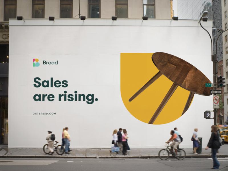 Got Bread? letter b finance business finance logo visual identity identity branding brand strategy focus lab