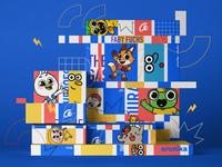 Mascot design recap 2019