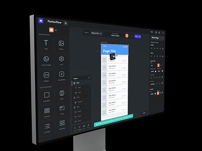 Flutter Flow App Builder app design webapps webapp uiux ui interface flutterflow flutterflow flutter app