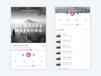 Play Screen - Music App Round 2