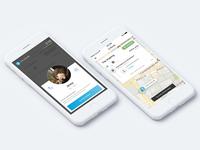 Carpool App (WIP)