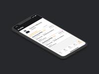 Profile - Ticketing App