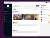 Business Social Hub