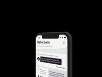 Call Screen for iOS App