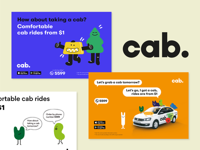 Ad Banners — Taxi Service animation cartoon illustration art creative colors motion graphic motion design motion illustrator ad banner advertising banner ads banner design banners graphicdesign illustration designer graphics graphic design design