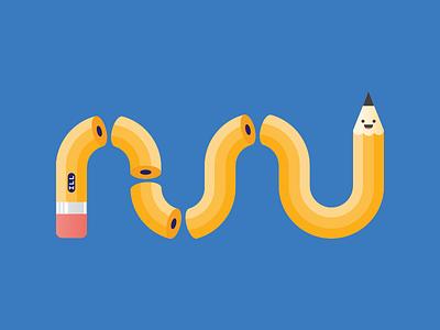 Dropbox Illustration Mascot wiggle join or die ill dropbox illustration eraser pencil