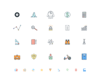 Jobs page icons full