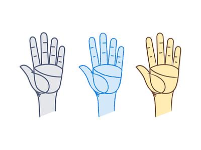 Ferguson up hands
