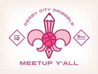 Derby City Dribbble Meetup