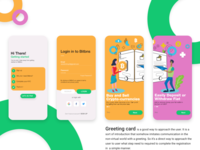Onboarding Screen Design | Cryptocurrency App |