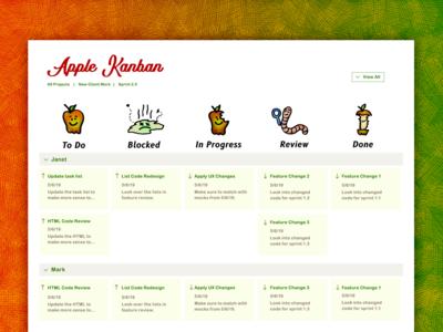 Apple Kanban