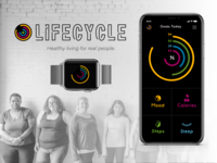 Life Cycle App by Chloe Cooke-Warren