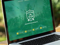 Summer Camp Website + Branding