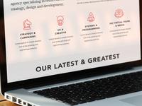 Agency Icons & UI