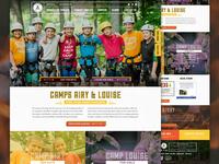 Summer Camp Homepage