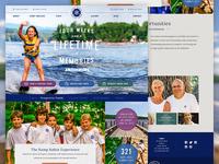 Maine Summer Camp Homepage - Kamp Kohut