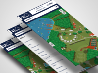 Summer Camp Interactive Map