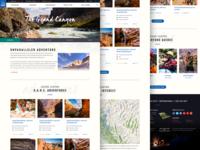 O.A.R.S. - Destination Landing Page