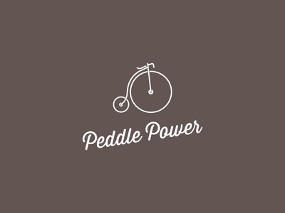 Peddle Power Logo