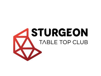 Sturgeon Table Top Club Logo