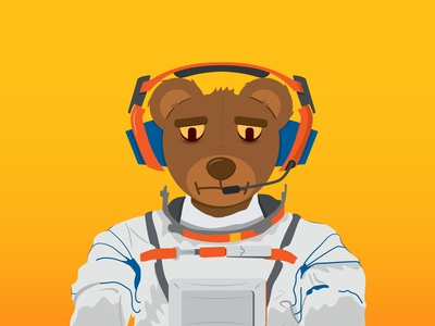 SpaceTeddy