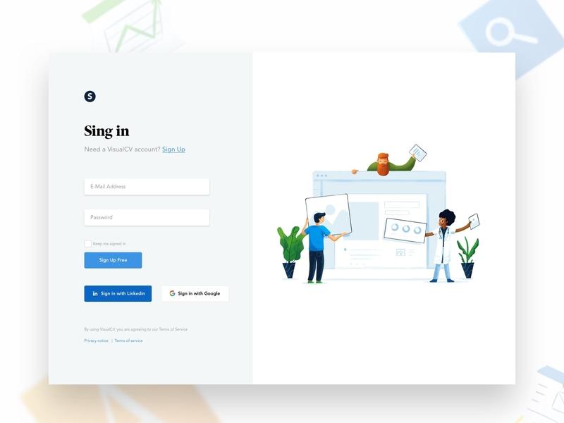Login Page homepage design homepage design ux brand vector saas concept ui illustration login design login form log out singup sign log in login