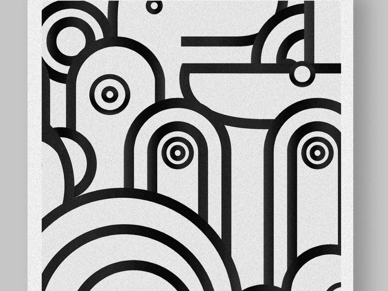 Sauvage vector mask design art direction 3d art illustration artwork