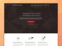 Treasure Data Homepage