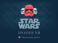 Star Wars with Treasure Data