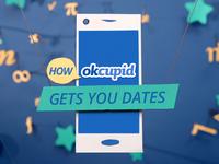 OkCupid video bumper