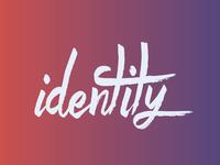 Identity Logotype