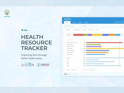 Health Resource Tracker: DHSST