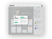 Website Rebrand & Redesign Element's