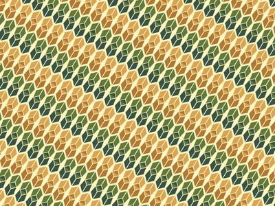 Geo Feathers patterns vector geometric