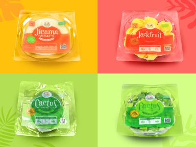 PACKAGING DESIGN COLIMAN FRESH CUT diseño illustration mexican mexicali branding