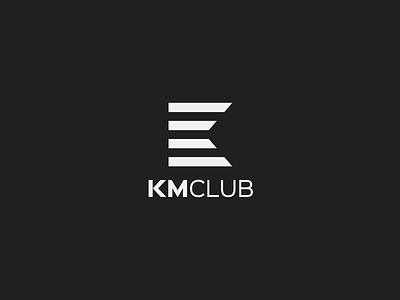 Logo Km Club design vector logotipo diseño grafico mexicali agencia de publicidad mexicali diseño de logo mexicali diseño logo diseño gráfico logo design mexicali branding