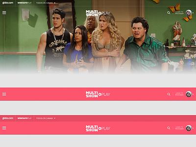 Header cover tv everywhere web menu hamburger header