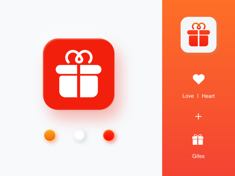 A product icon about recommended gifts