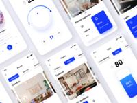Smart home App(智能家居应用)
