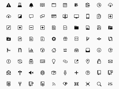 Octicons github icons