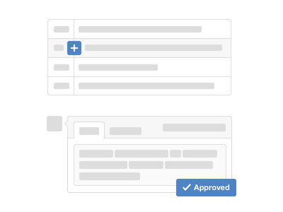 Code review illustrations